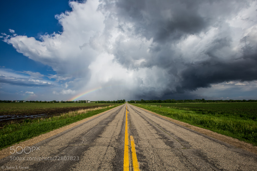 """Tornado warned supercell. Photo taken south of Luverne, Minnesota. June 5th 2014 5:49pm.   <a href=""""http://www.facebook.com/HomeGroenPhotography"""" rel=""""nofollow"""">www.facebook.com/HomeGroenPhotography</a>"""