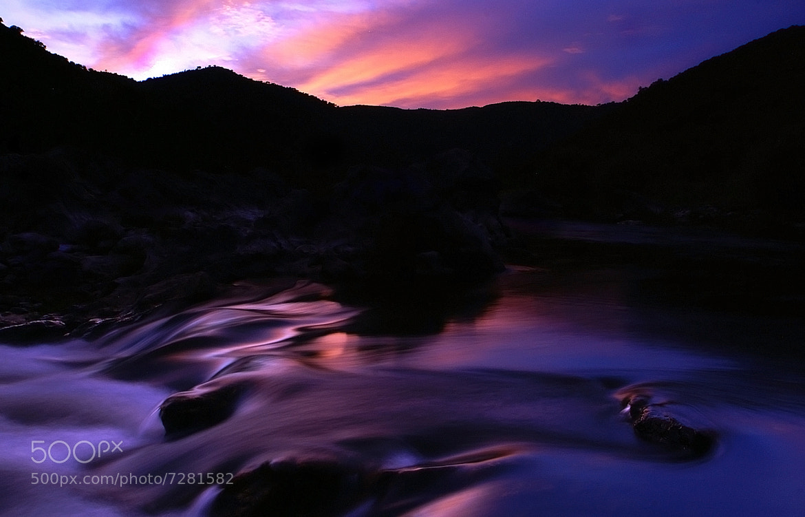 Photograph Purple river. by joaocarlo   on 500px