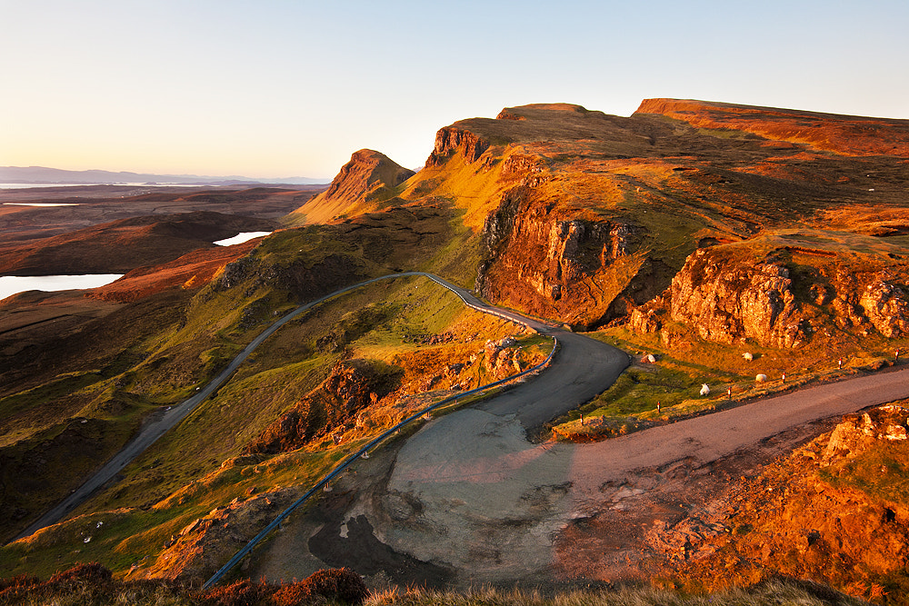 Photograph Early light on the Quiraing. by Iain Huitson on 500px