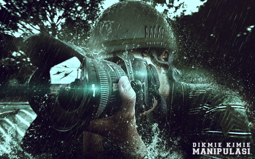 Photograph Saving Private Kamarul by Dikmie Kimie on 500px