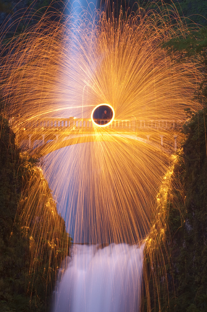 Photograph Ring of Fire by Andrew Curtis on 500px