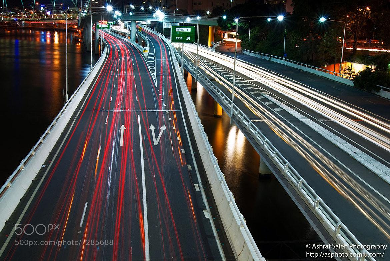 Photograph Highway Bustle by Ashraf Saleh on 500px