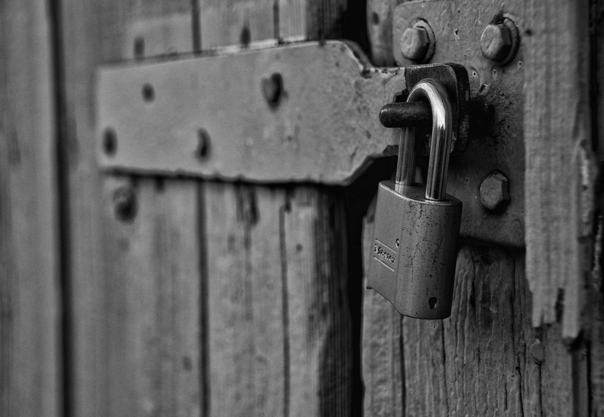 Photograph Locked... by Jaypee Verdaguer on 500px