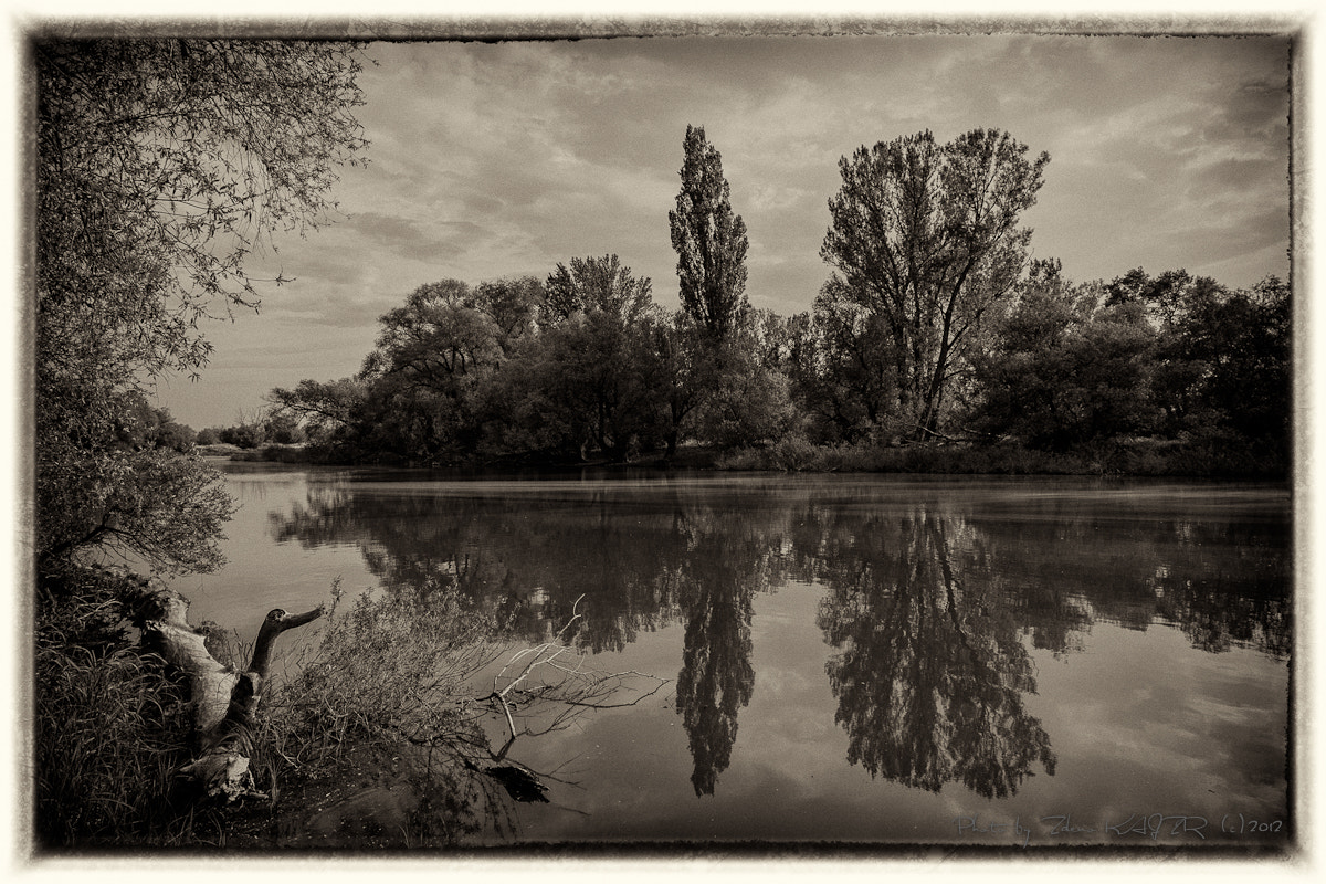 Photograph Old  river Morava by Zdeno Kajzr on 500px