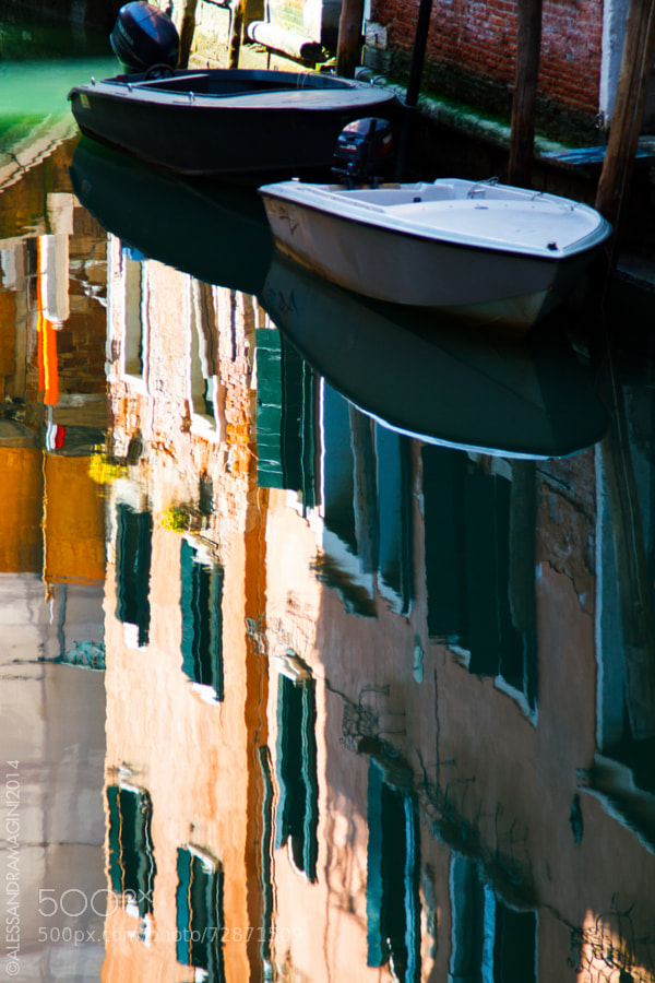 Photograph Reflection by Alessandra Magini on 500px