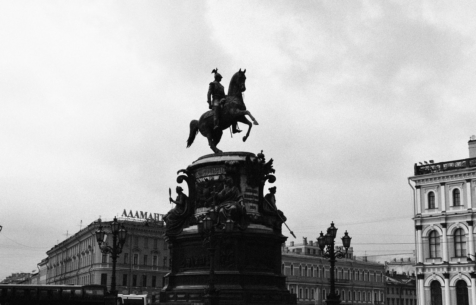 Photograph St Petersburg by Alban Pitault on 500px