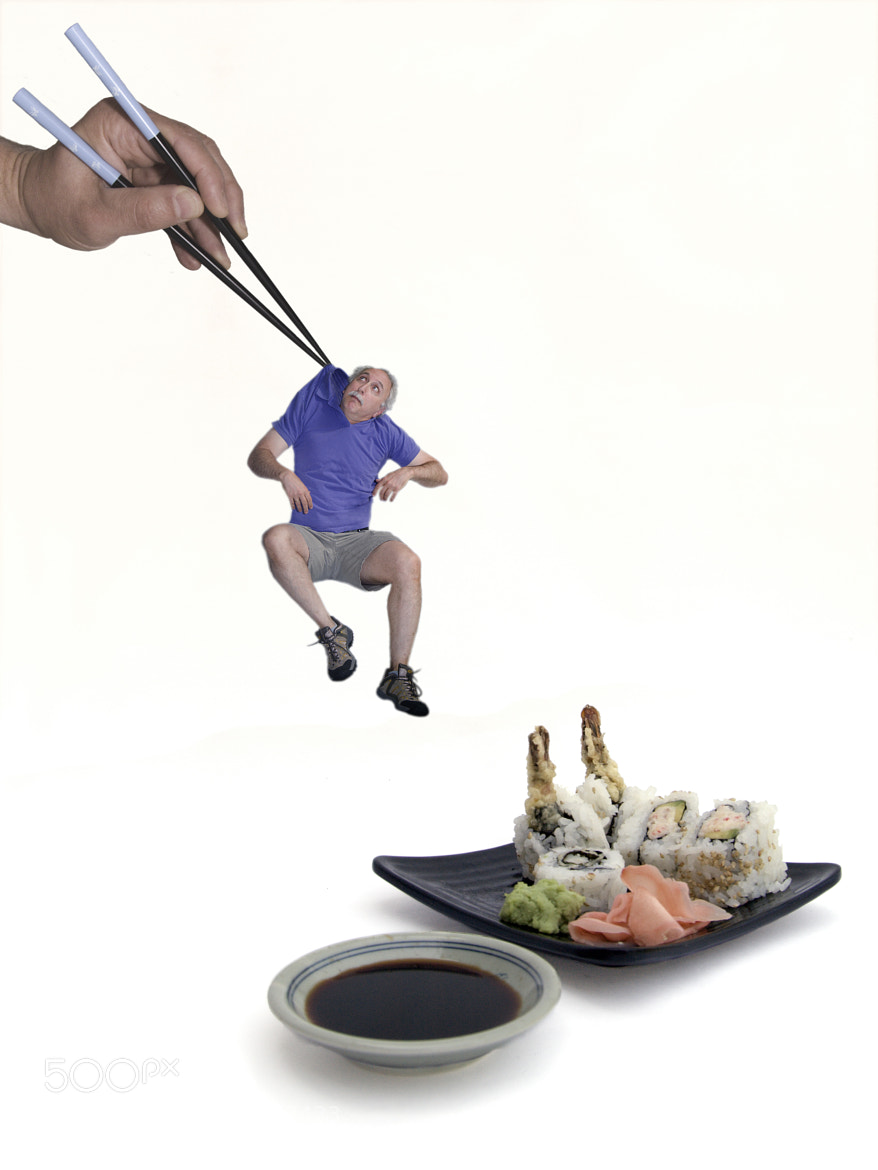 Photograph Sushi Nightmare by Steve Shpall on 500px