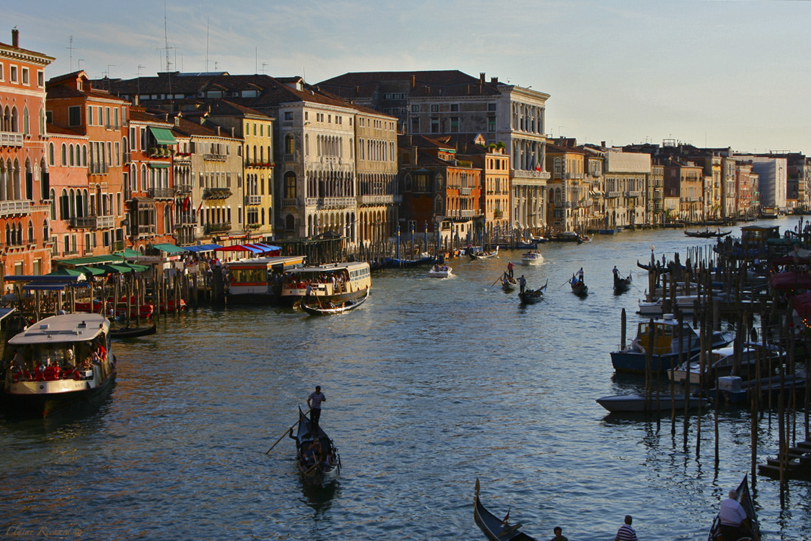 Photograph Grand Canal by Elaine Richard on 500px