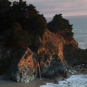 McWay Fall, Julia Pfeiffer Burns State Park by Richard Arnold (RichardArnold)) on 500px.com
