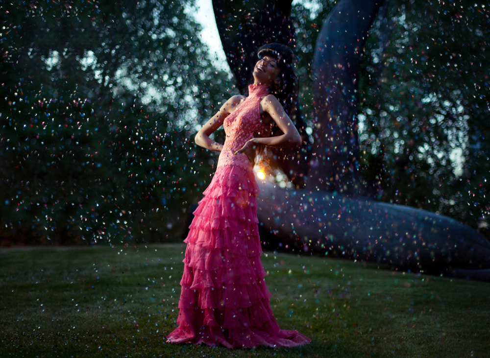 Photograph Confetti makes everythings by David Olkarny on 500px