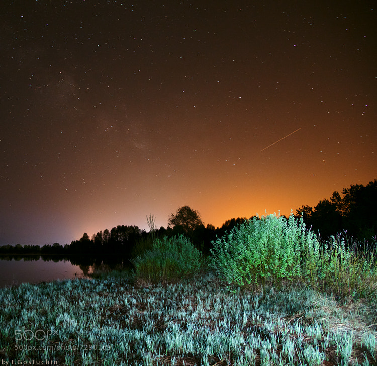 Photograph Magic night by Evgeniy Gostuhin on 500px