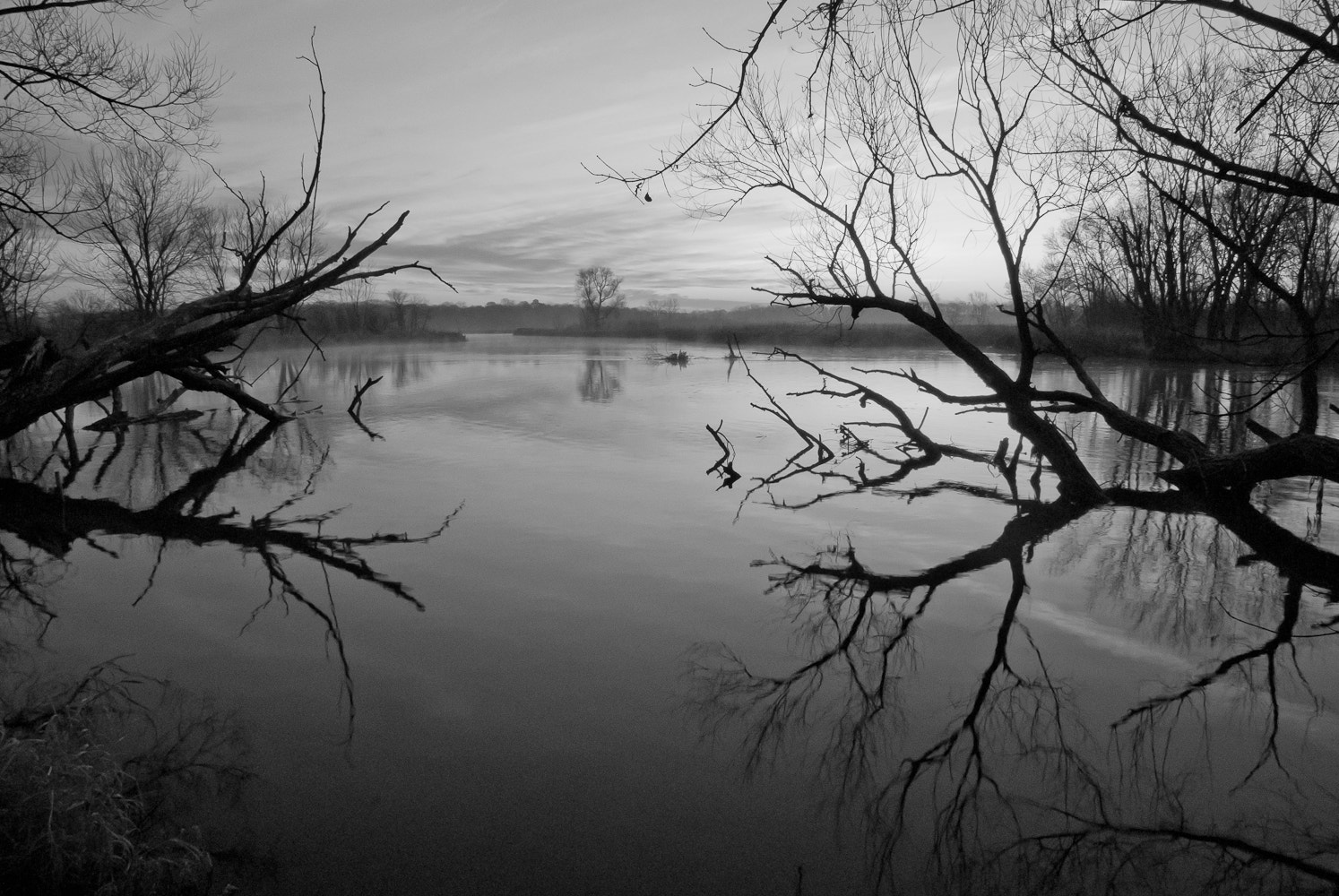 Photograph Erie BW by Scott Hull on 500px