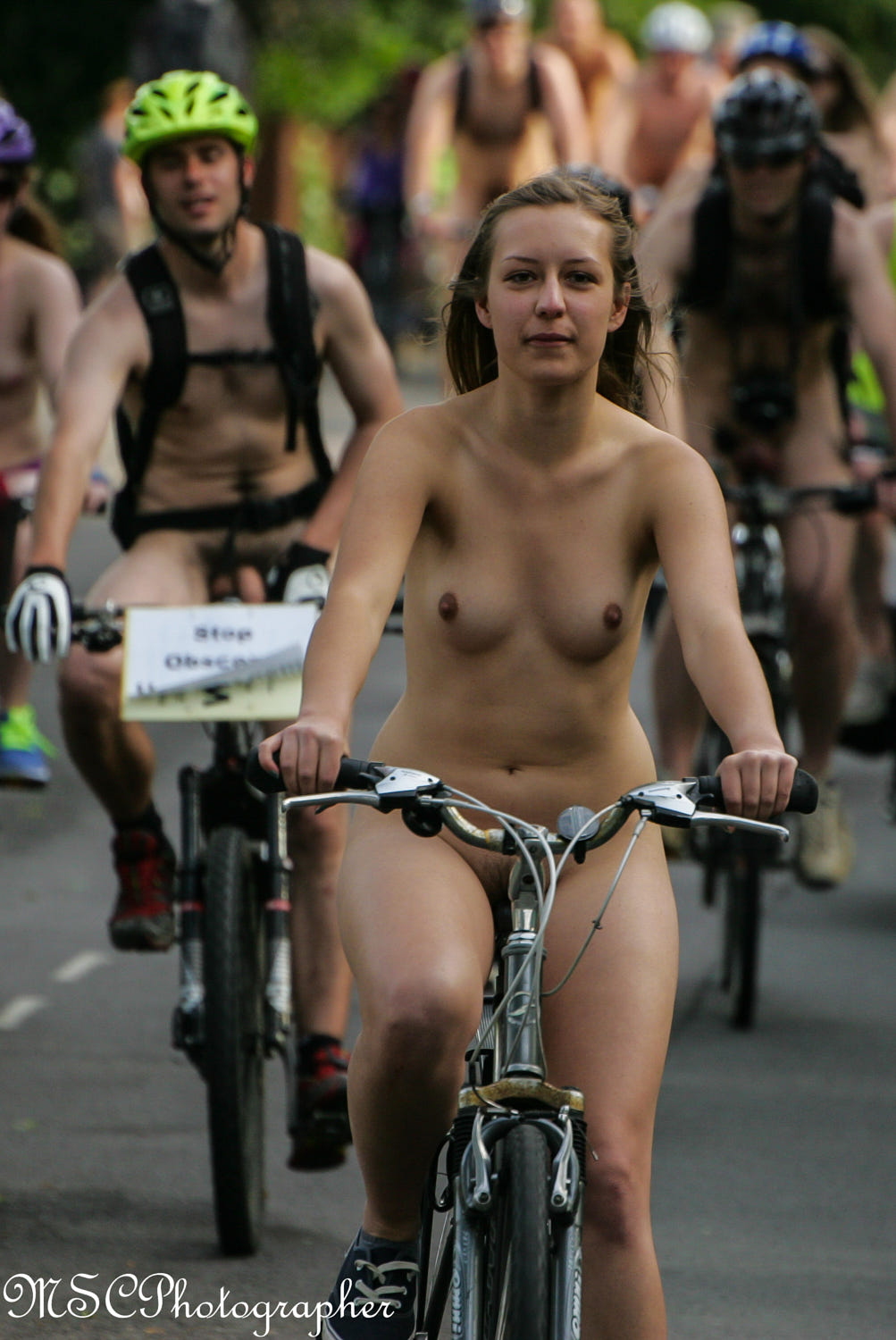World Naked Bike Picture Girls-9315