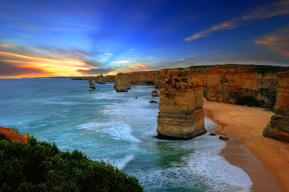 Photograph 12 Apostles by Korawee Ratchapakdee on 500px