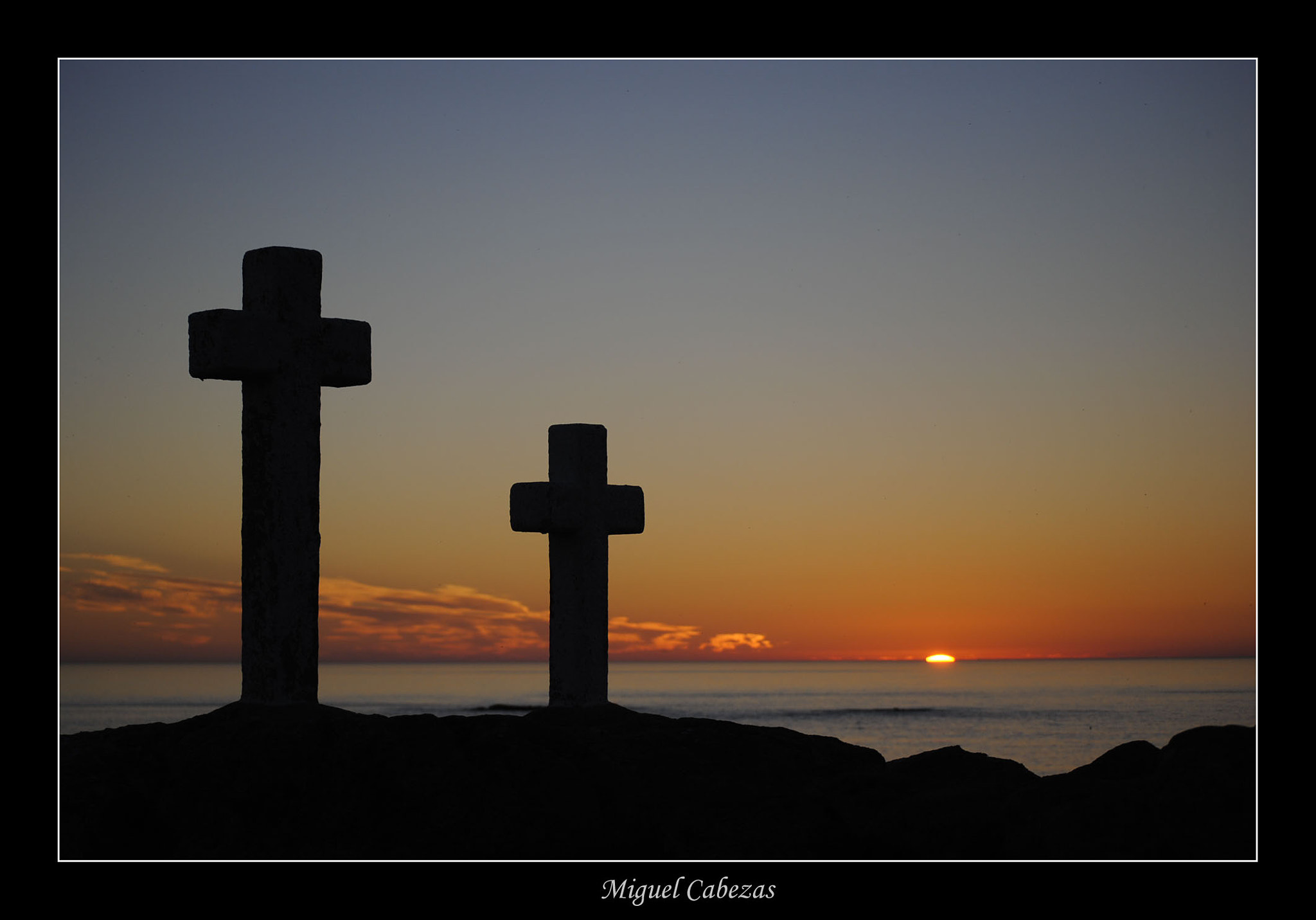 Photograph Las cruces del Atlantico by Miguel  Cabezas on 500px