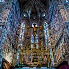 Altar of Basilica of Santa Croce