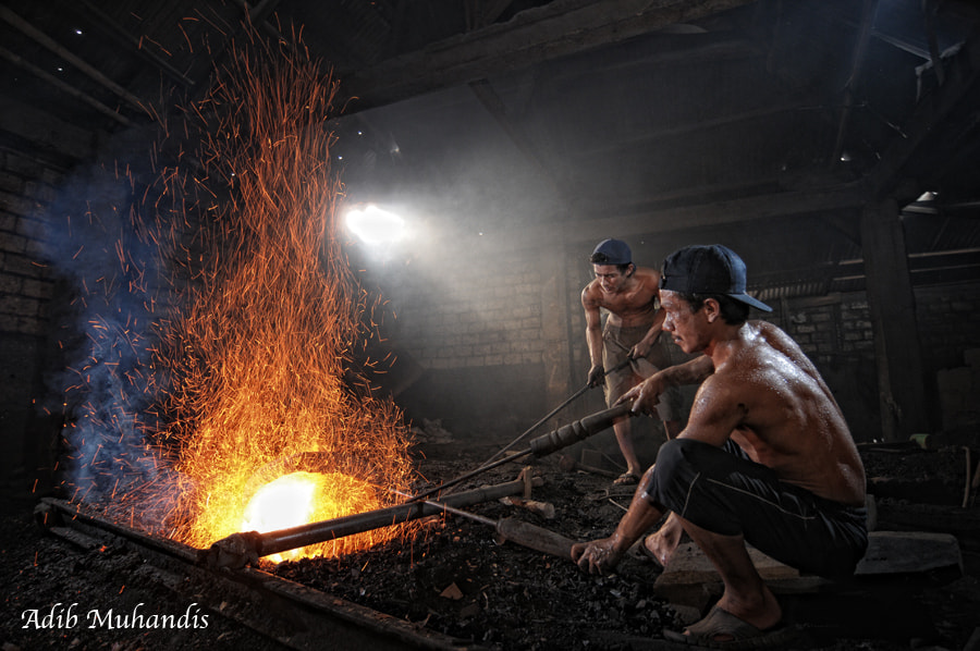 Photograph Gong Maker.... by adib muhandis on 500px