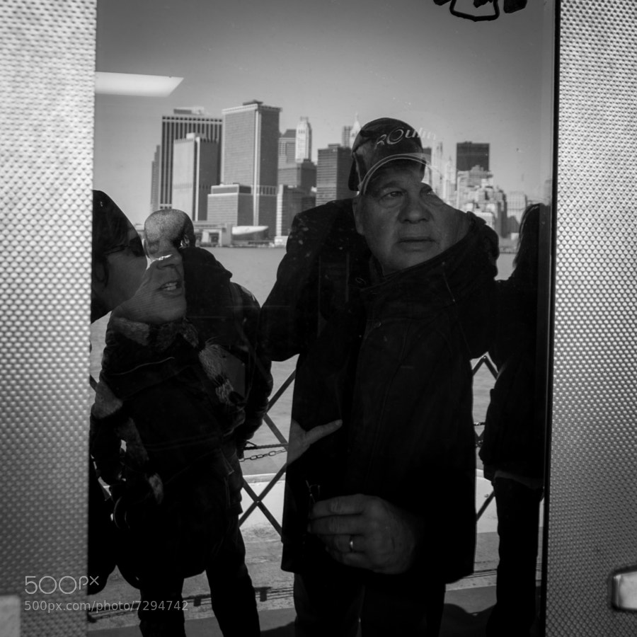 Staten Island ferry, NYC