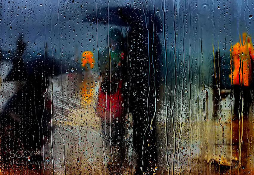 Rain by Deniz Senyesil on 500px.com
