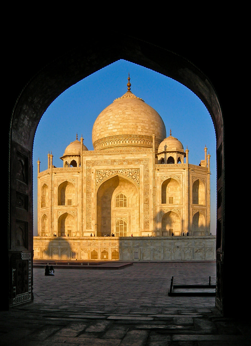 Photograph Taj Mahal, Agra, India by Dave Wilson on 500px