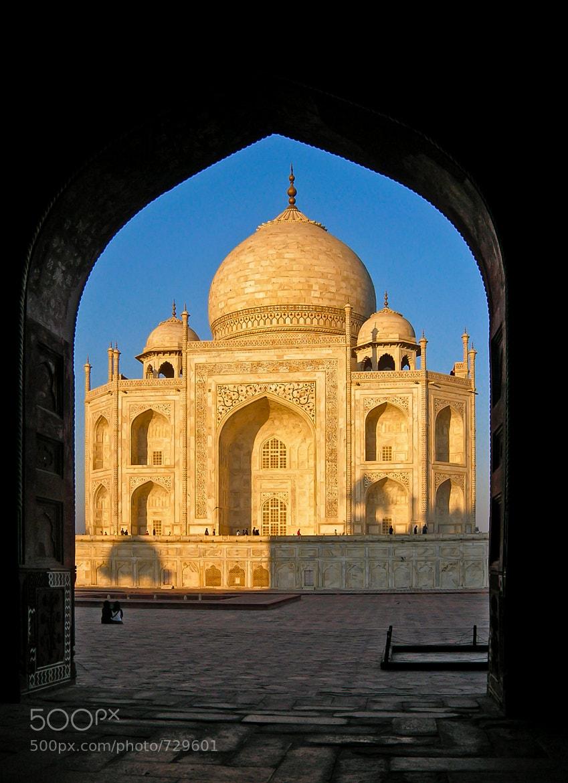 Photograph Taj Mahal, Agra, India by Dave Wilson on 500px