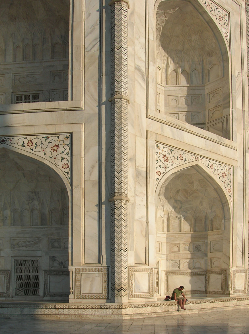 Photograph Resting at the Taj Mahal, Agra, India by Dave Wilson on 500px