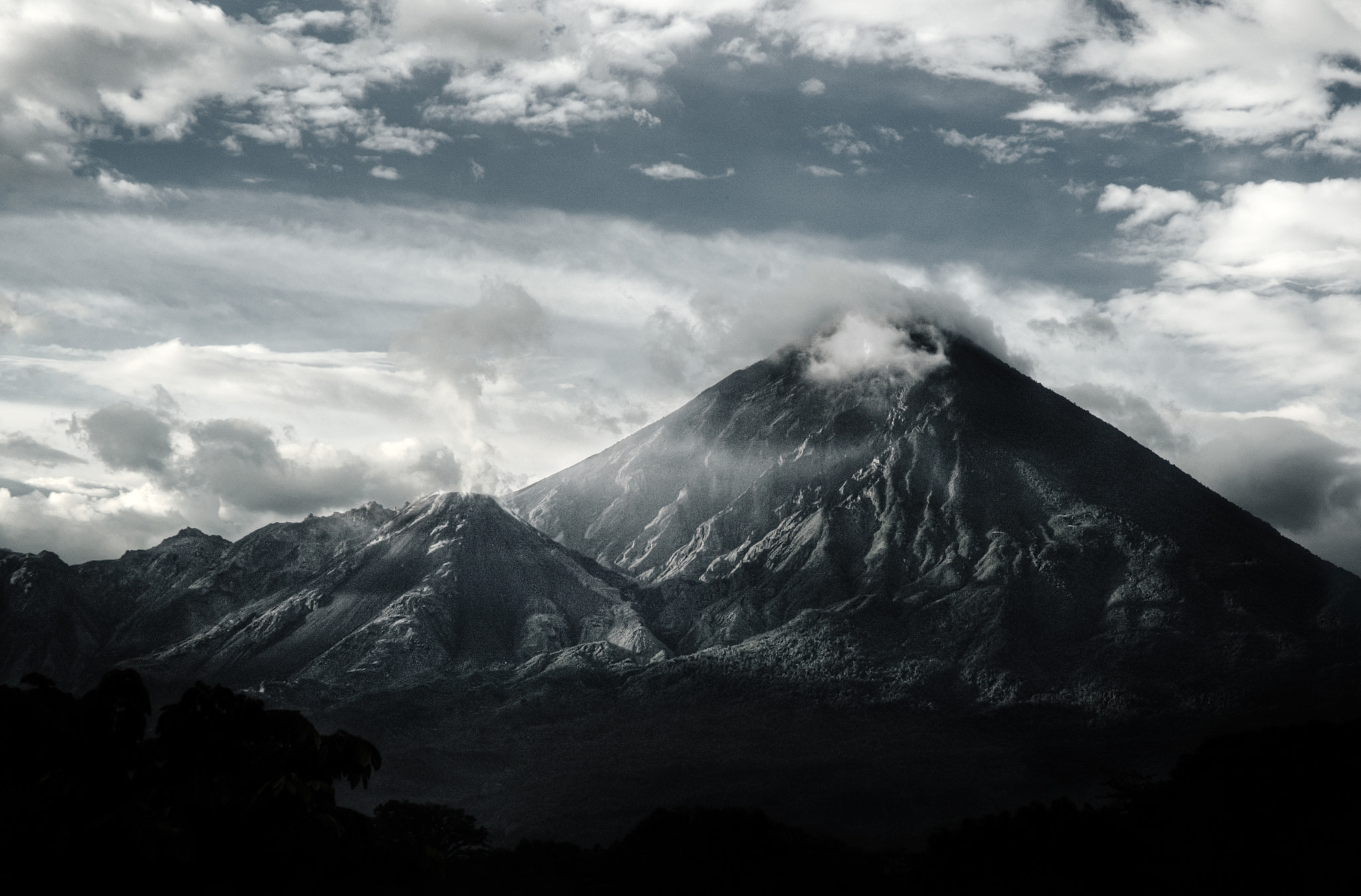 Photograph Mount Doom by Dave Wilson on 500px