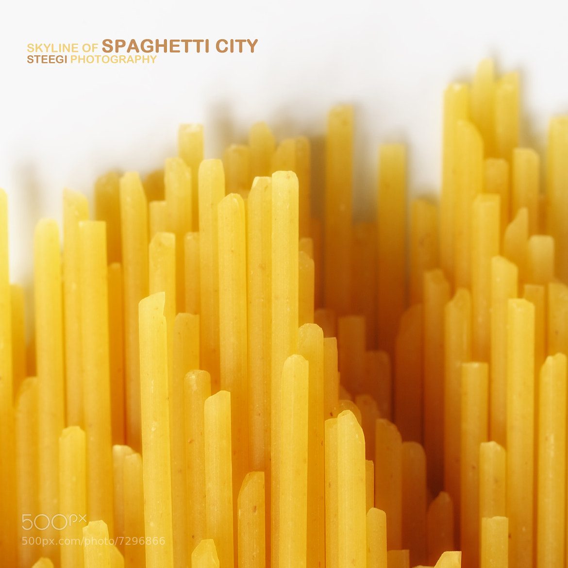 Photograph Skyline of Spaghetti City by Andreas Steegmann on 500px