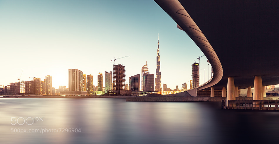 Photograph dubai sunset by Jens  Fersterra on 500px