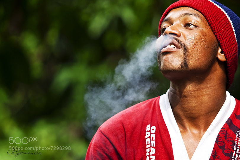 Photograph smoker by ömer göçmenler on 500px