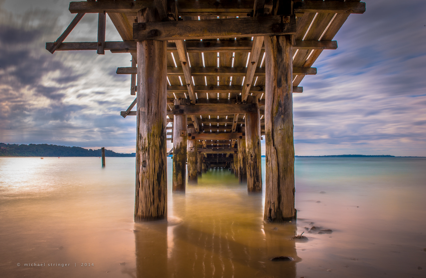 Photograph Below the Boat Ramp by Michael Stringer on 500px