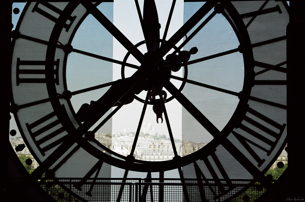 Photograph French hour by Elaine Richard on 500px