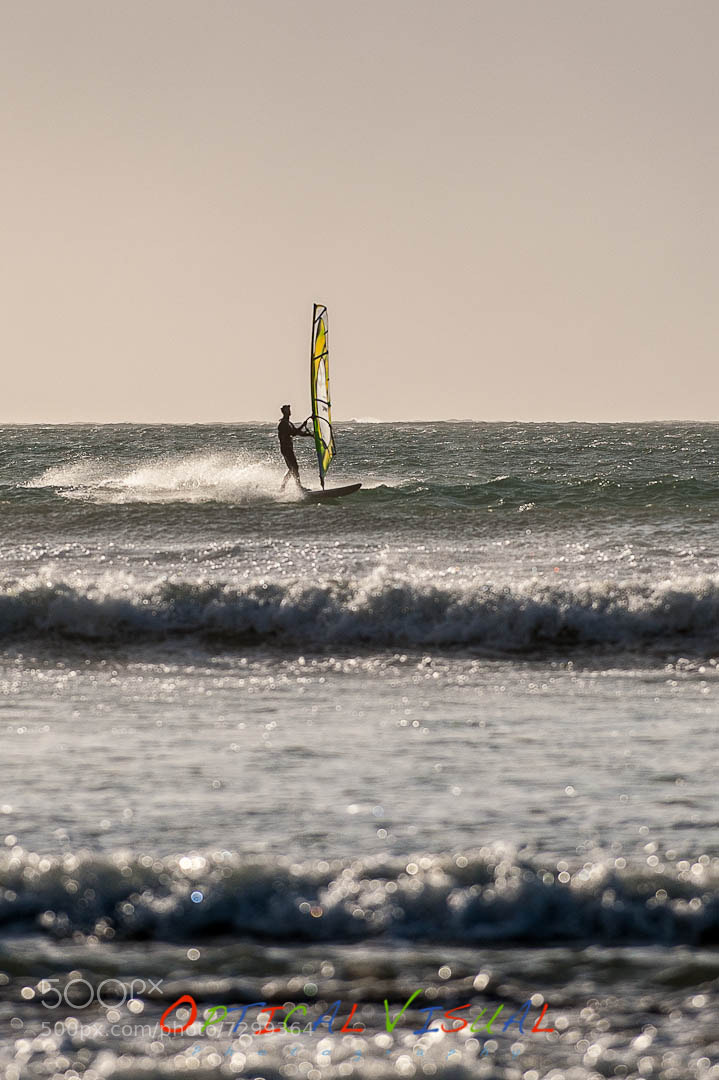 Photograph Wind Surfer by Optical Visual on 500px
