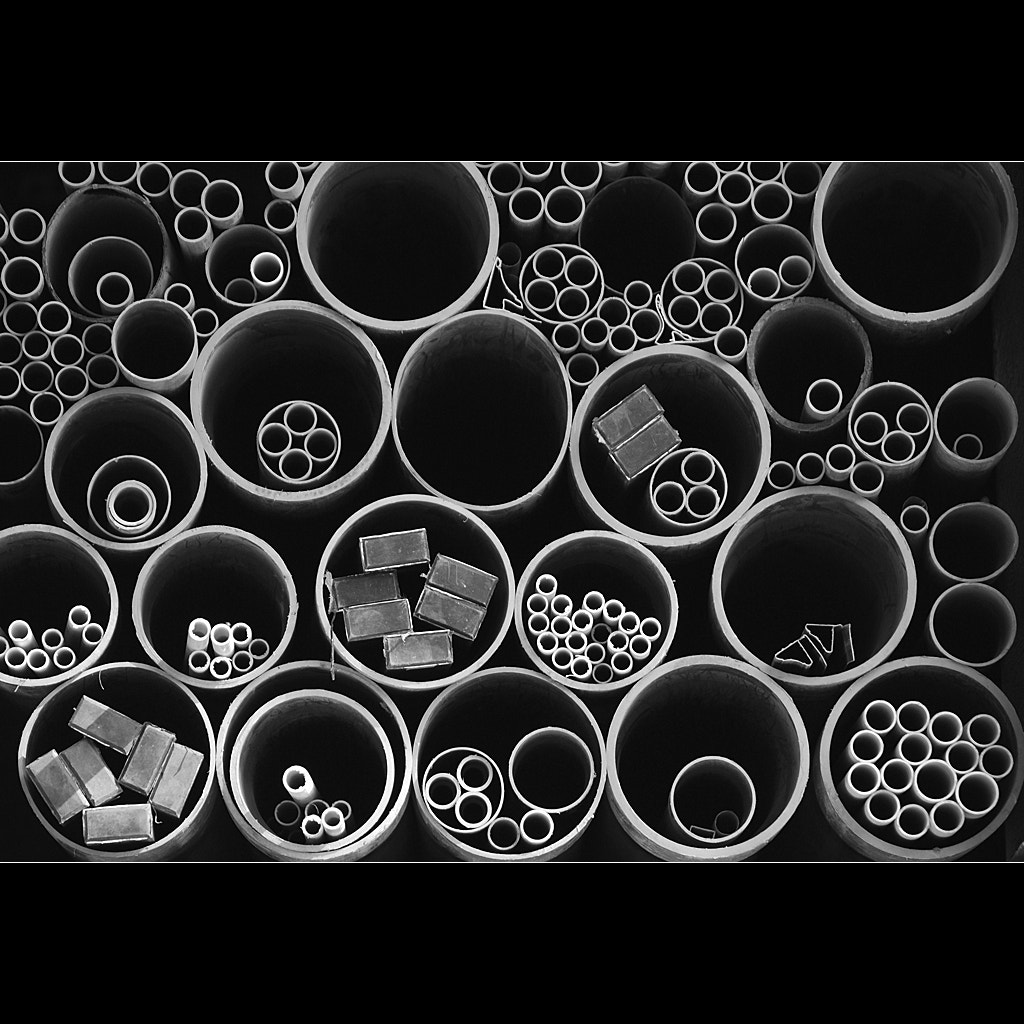 Photograph Pipes by Malcolm Fackender on 500px