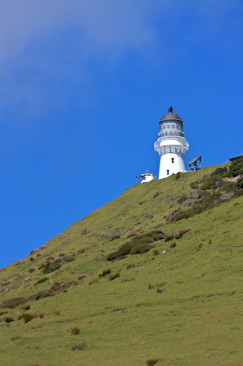 Photograph Lighthouse at Cape Brett, New Zealand by Robert Weijers on 500px