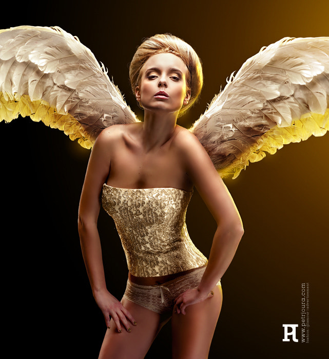 Photograph Angel by Petr Joura on 500px