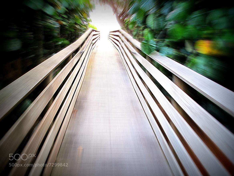Photograph Boardwalk Zoomin' by JC Shamrock on 500px