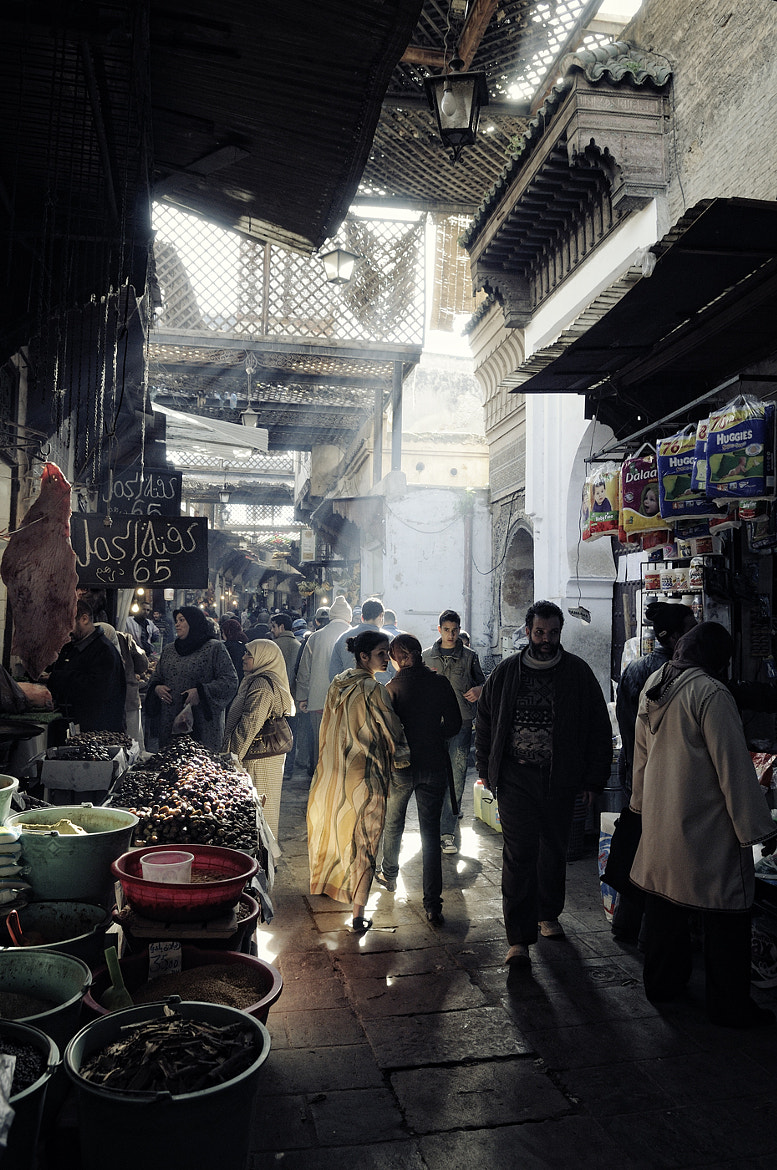 Photograph Souk - Fez, Morocco by Juan Hernandez on 500px