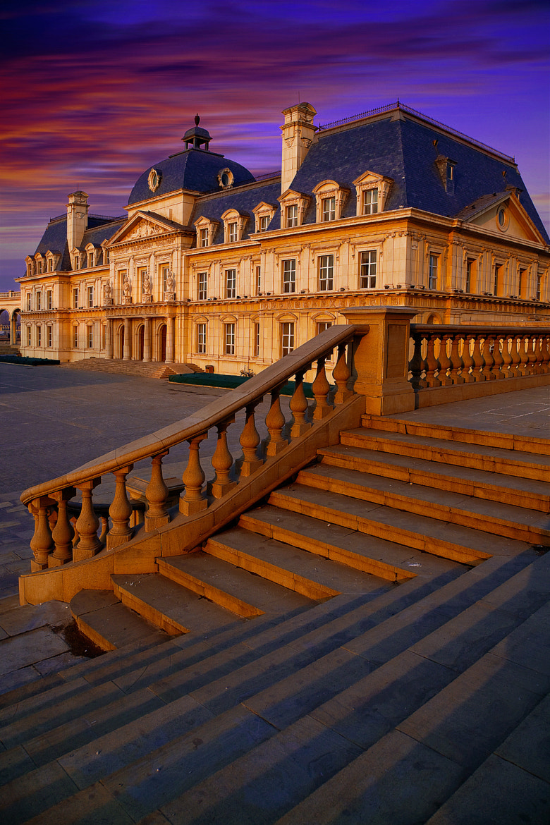 Photograph Dream Castle Ⅲ by Zorro  on 500px