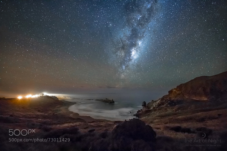 Photograph Castlepoint Dreaming by Mark Gee on 500px