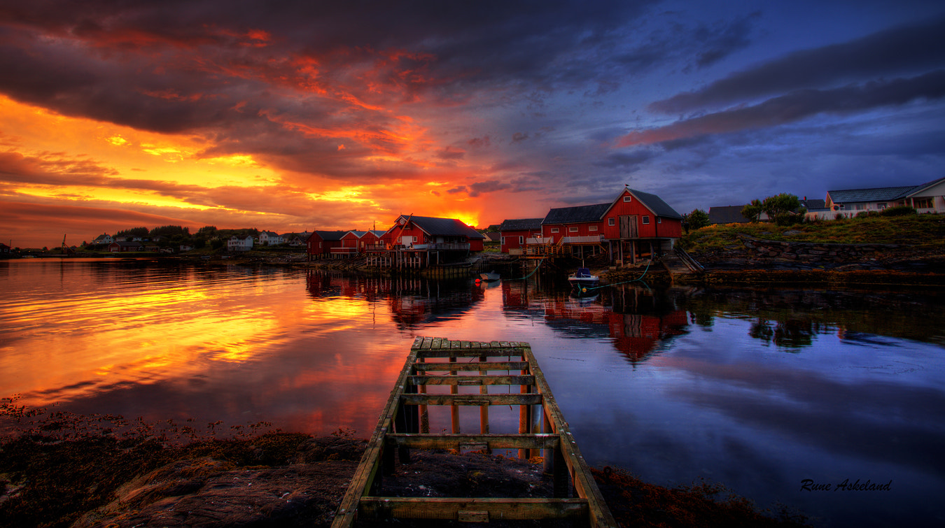 Photograph Summernight by Rune Askeland on 500px
