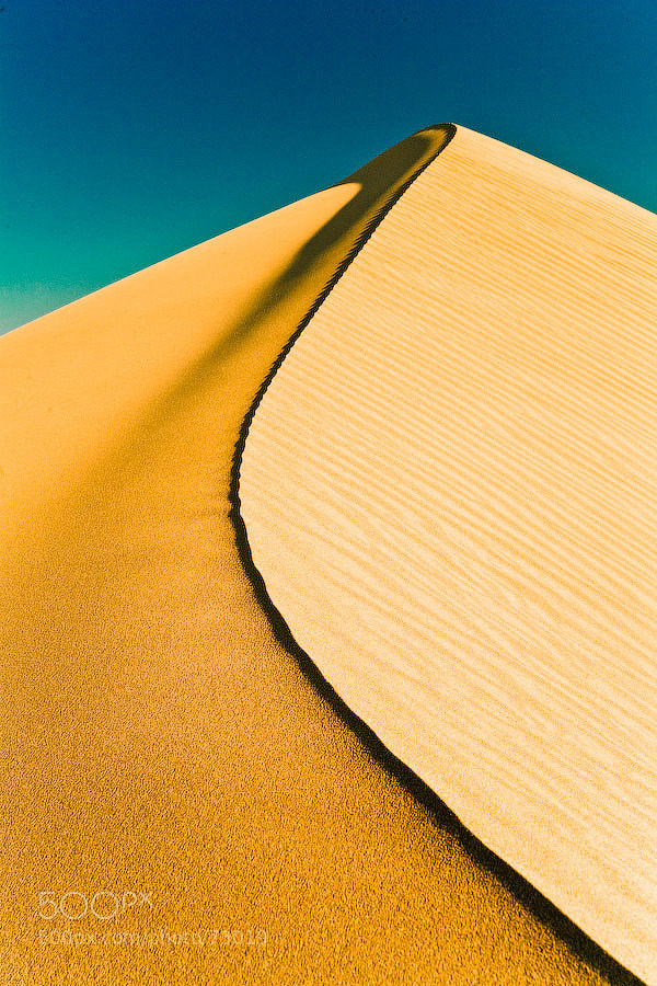 Photograph Death Valley Silence by Gleb Tarro on 500px