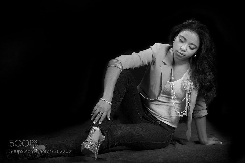 Photograph Jazzy Senior Portrait by Giovanni Arroyo on 500px