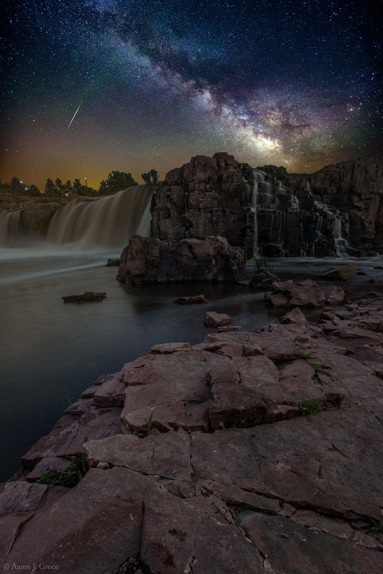 Photograph Sioux Falls Dreamscape by Aaron J. Groen on 500px