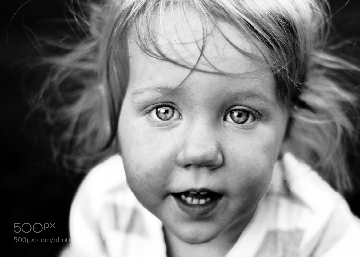 Photograph Krazy Kamryn by Wil Bloodworth on 500px