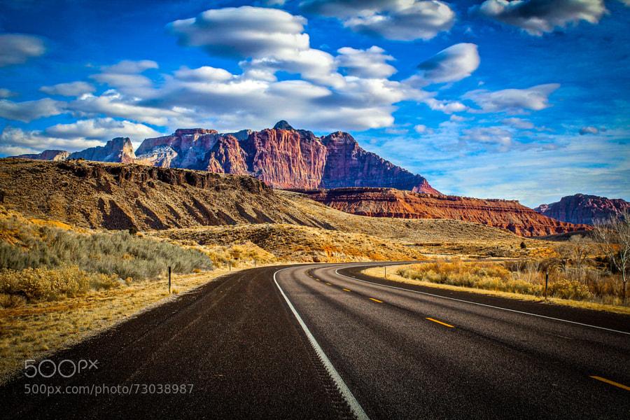 Photograph Zion National Park, Utah by Sören Bartosch on 500px