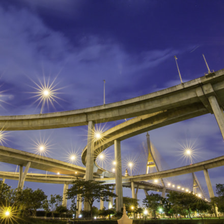 Bhumibol Bridge, TH