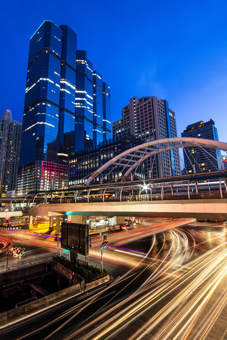 Photograph Bangkok City by KitchaKron sonnoy on 500px