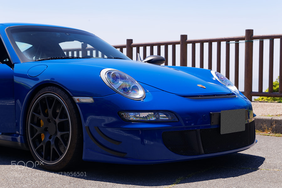 Photograph 911 Porche GT3 by Waren Osyo on 500px