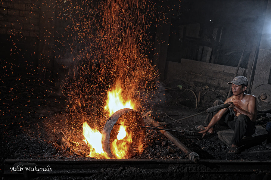 Photograph Gong Maker #2.... by adib muhandis on 500px